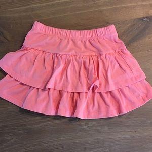 EUC Gymboree skirt little girls size 5